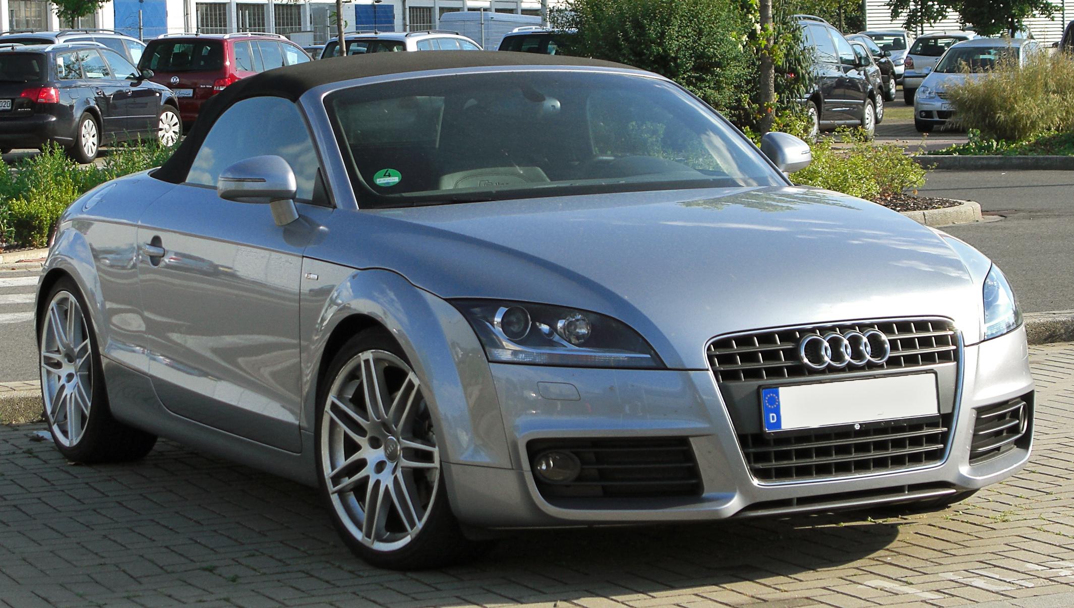 Craig's Selection: 2008 Audi TT used car test drive: Get ...