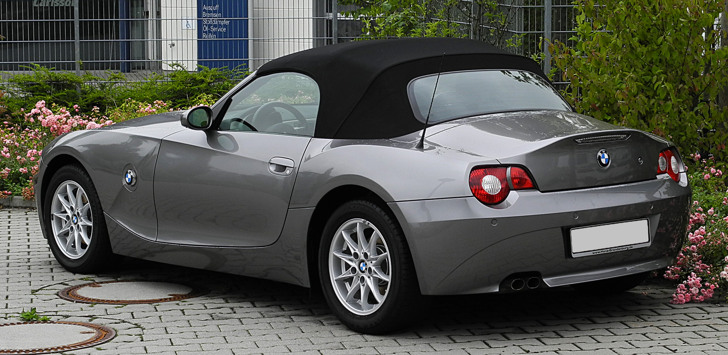 2003 Bmw Z4 2 2i E85 Related Infomation Specifications