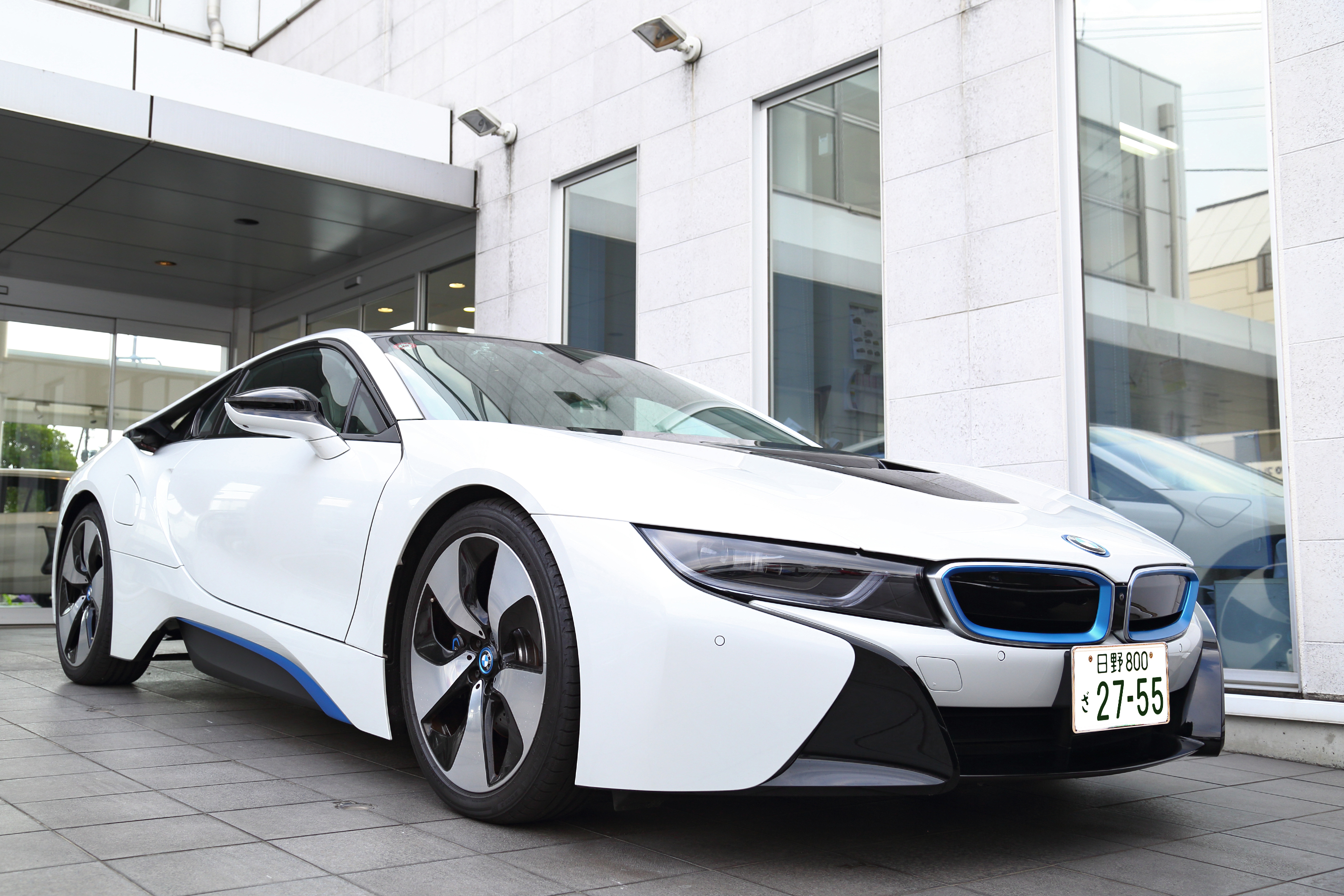 File Bmw I8 Front Left New Jpg Wikimedia Commons