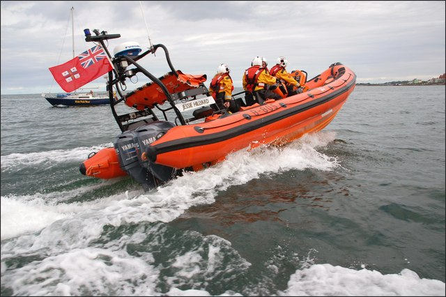 Atlantic 85-class lifeboat - Wikipedia