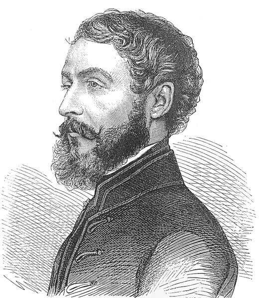 Illusztráció a Vasárnapi Ujságban (1868)
