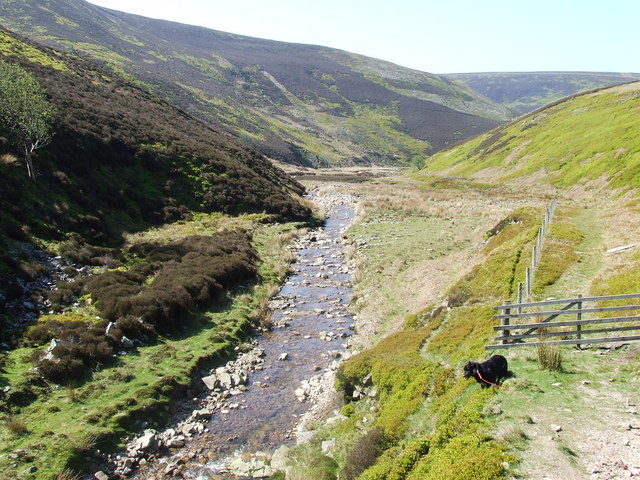 Bleadale Water - geograph.org.uk - 607711