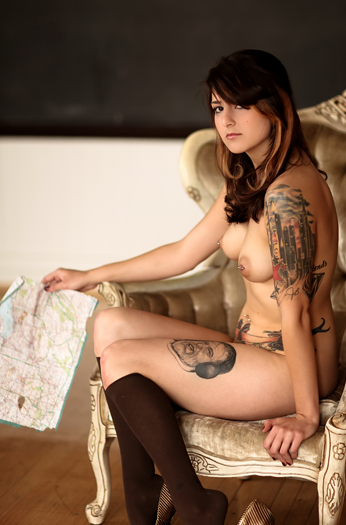 Girl full body nude-5307