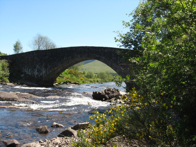 Bridge of Orchy - geograph.org.uk - 1330918