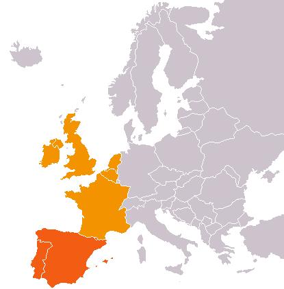 Западная европа картинки города