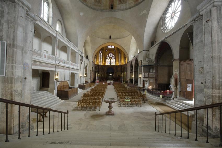 File cahors cath drale saint etienne pm - Cathedrale saint etienne de cahors ...