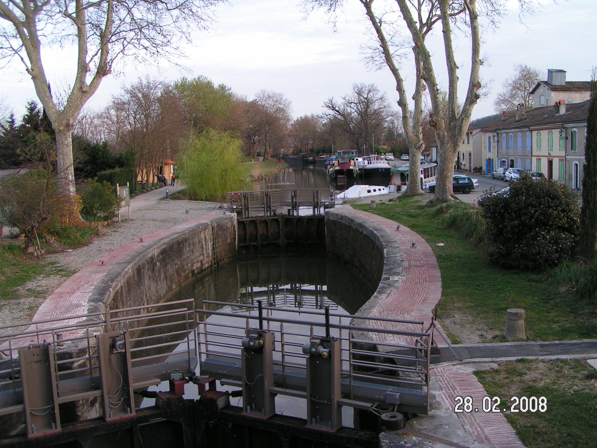 Restaurant Canal Du Midi Pres Toulouse