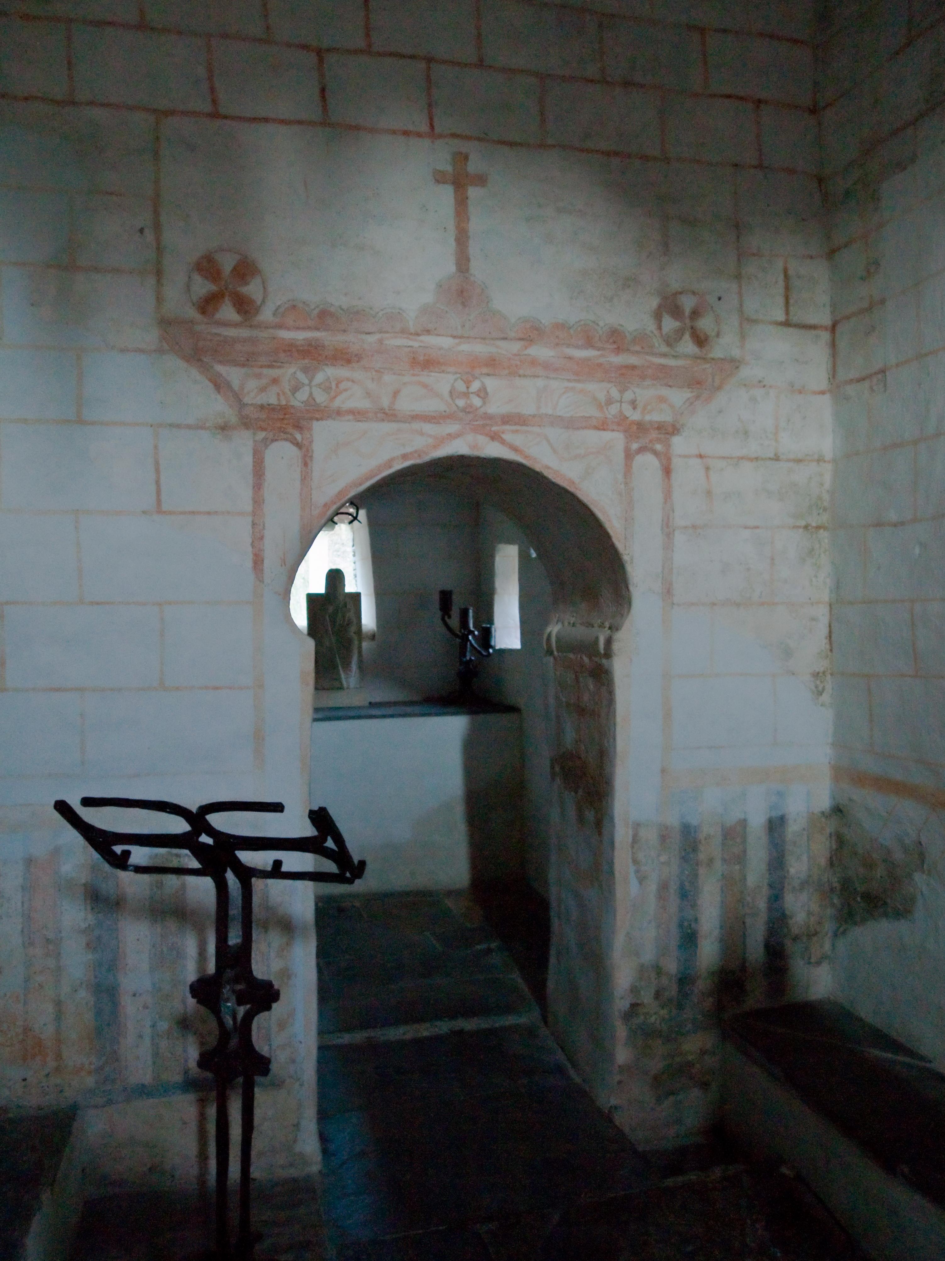 File Capela Do Cipres Samos Lugo Doce Pedras Jpg Wikimedia Commons