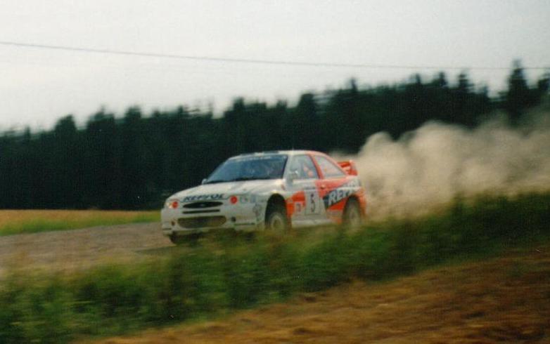 Ford Focus 1999 >> Ford Escort WRC - Wikipedia, la enciclopedia libre