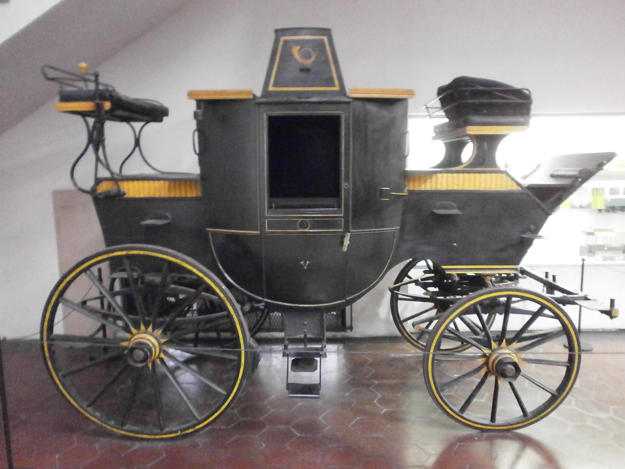 File:carrozza - museo della scienza e della tecnica - milano