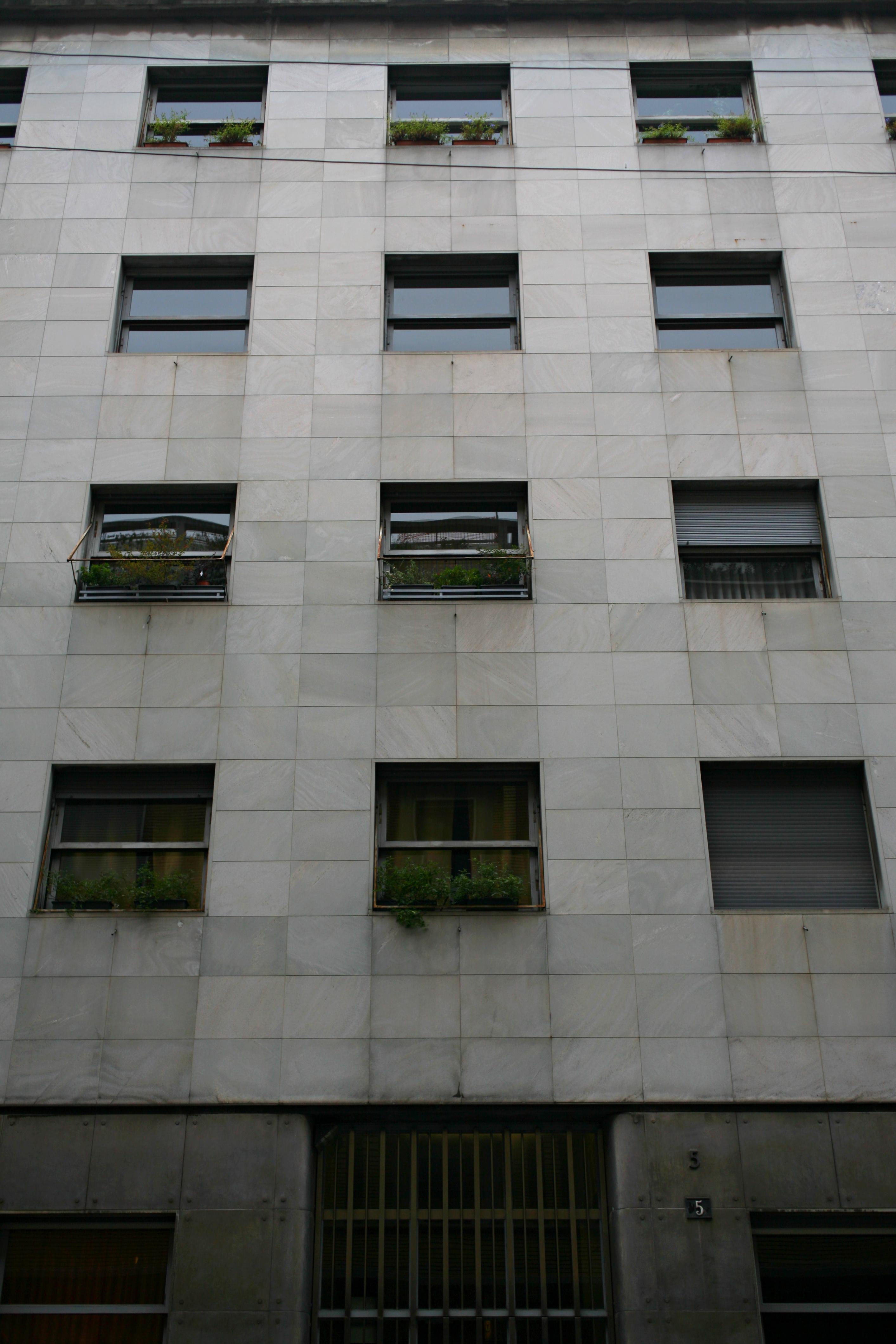 File Casa E Studio Portaluppi Via Morozzo Della Rocca 5