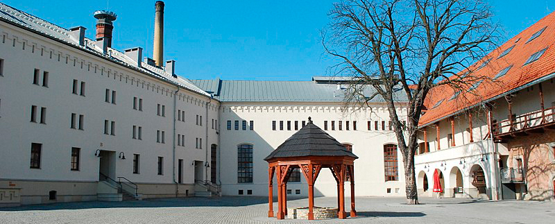 Castle and brewery in Raciborz. Poland - panoramio2.jpg