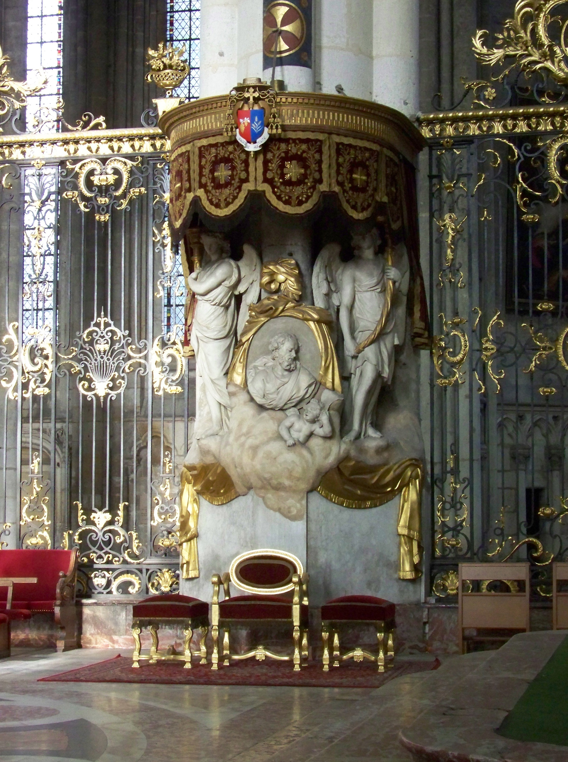 File Cathedrale Notre Dame D Amiens Cathedre Jpg