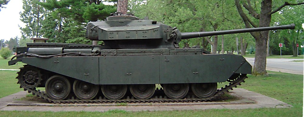 German 50 Mm Anti Tank Gun: File:Centurion Cfb Borden 3.JPG