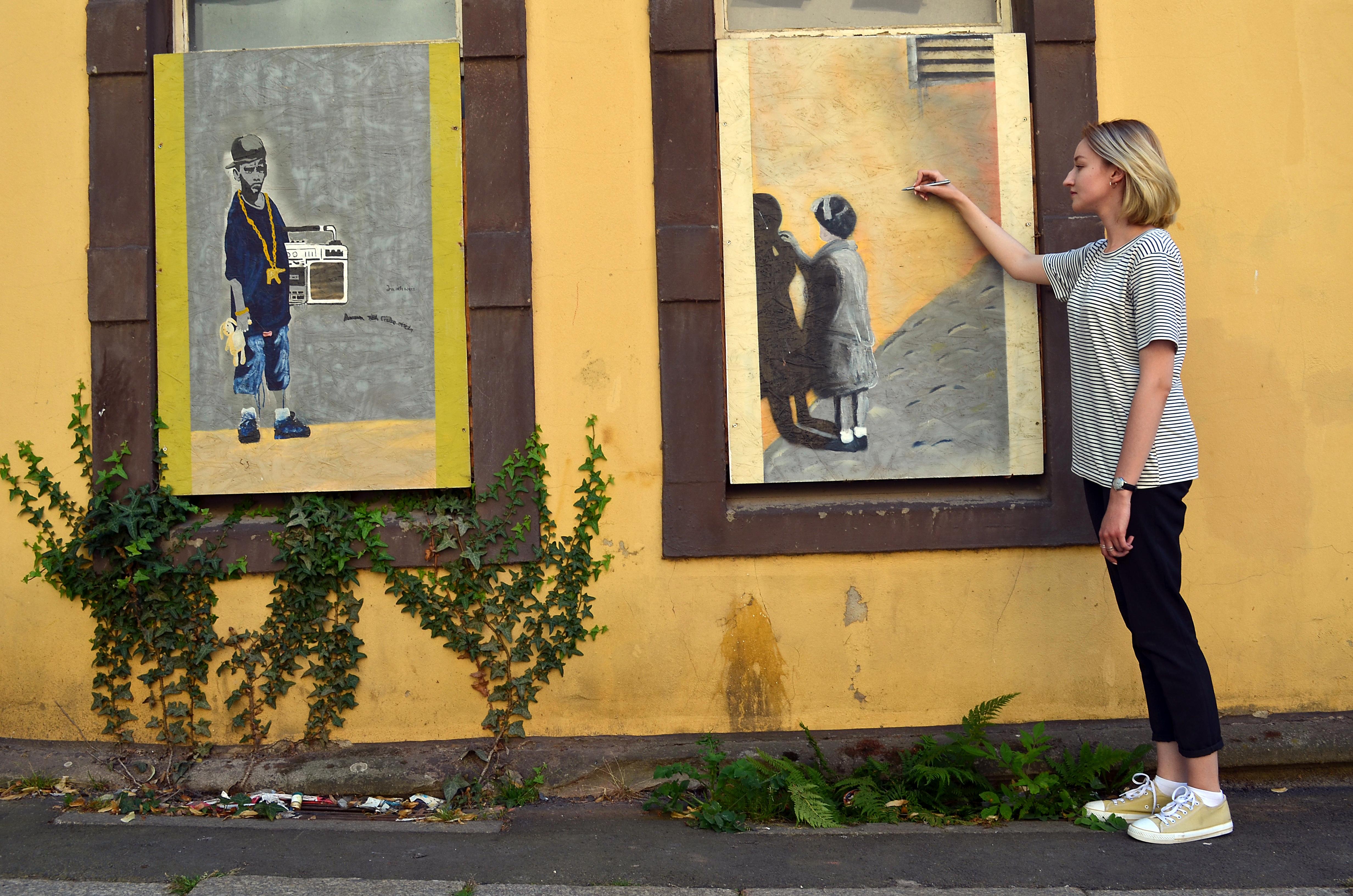 bc6dfc5c1ffff8 File Chemnitz Sonnenberg Outdoor Galerie Zeichnen.jpg - Wikimedia ...