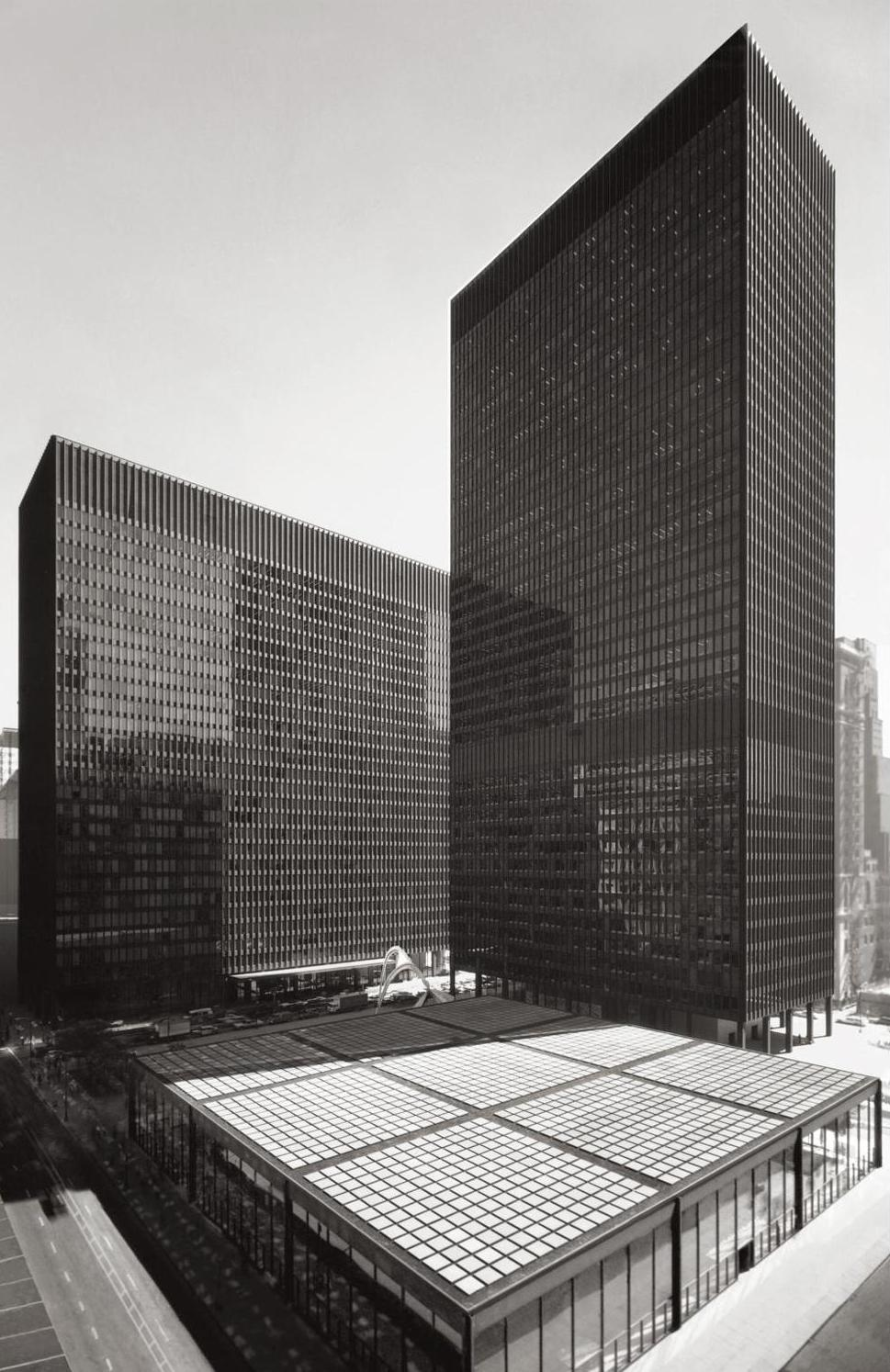 Chicago Mies Van Der Rohe Tour kluczynski federal building - wikipedia