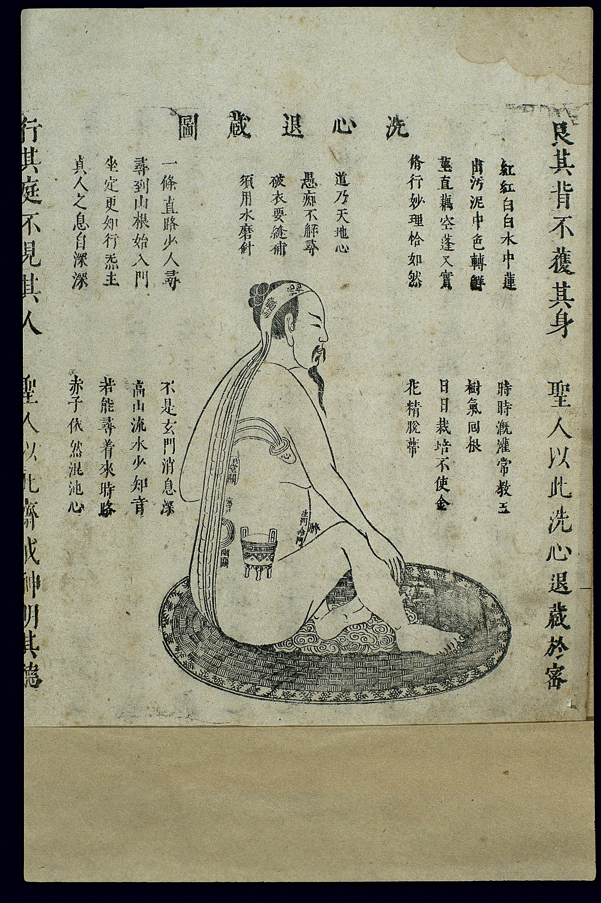 the daoist practice of alchemy Thank you very kindly for your reply i am happy you like the text i composed this essay, based on my personal experience in practice and most of the theory is from oral lectures with my teacher.