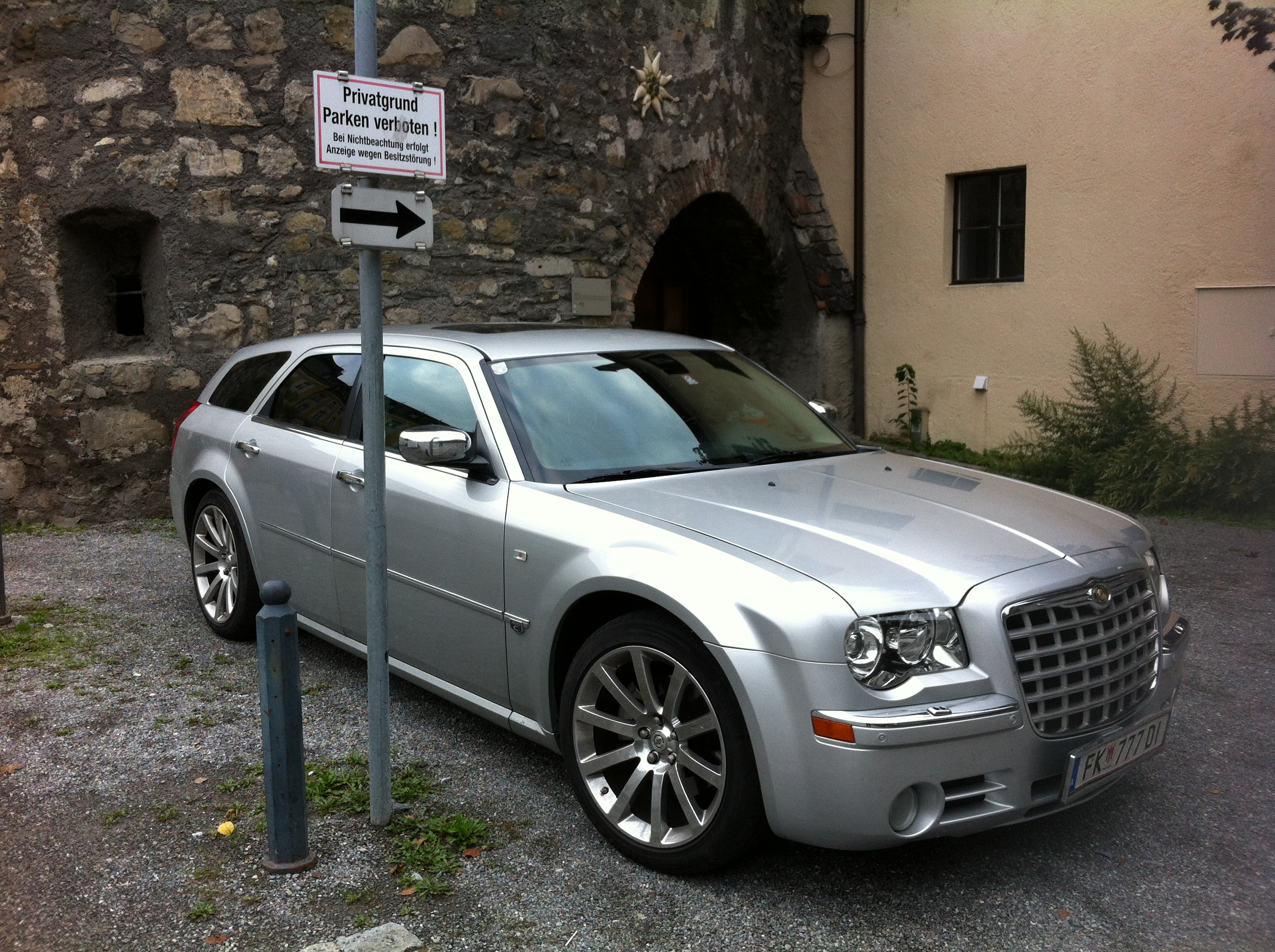 Chrysler  Touring Edition Specs