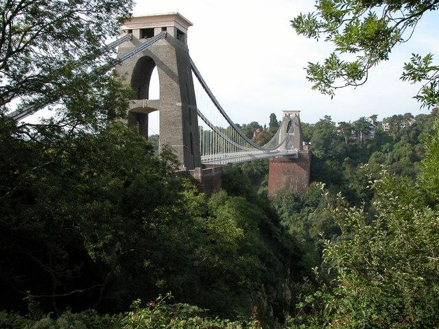 Clifton Suspension Bridge - geograph.org.uk - 239189