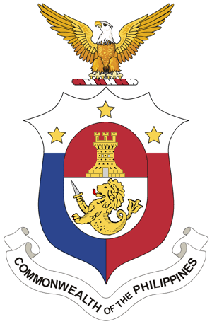 File:Coat of arms of the Commonwealth of the Philippines.png