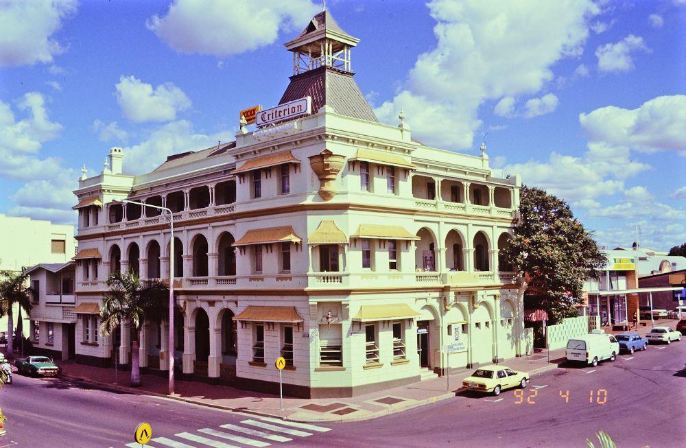 Criterion Hotel Rockhampton Wikipedia