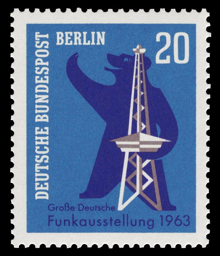 Briefmarken Jahrgang 1963 Der Deutschen Bundespost Berlin Wikiwand