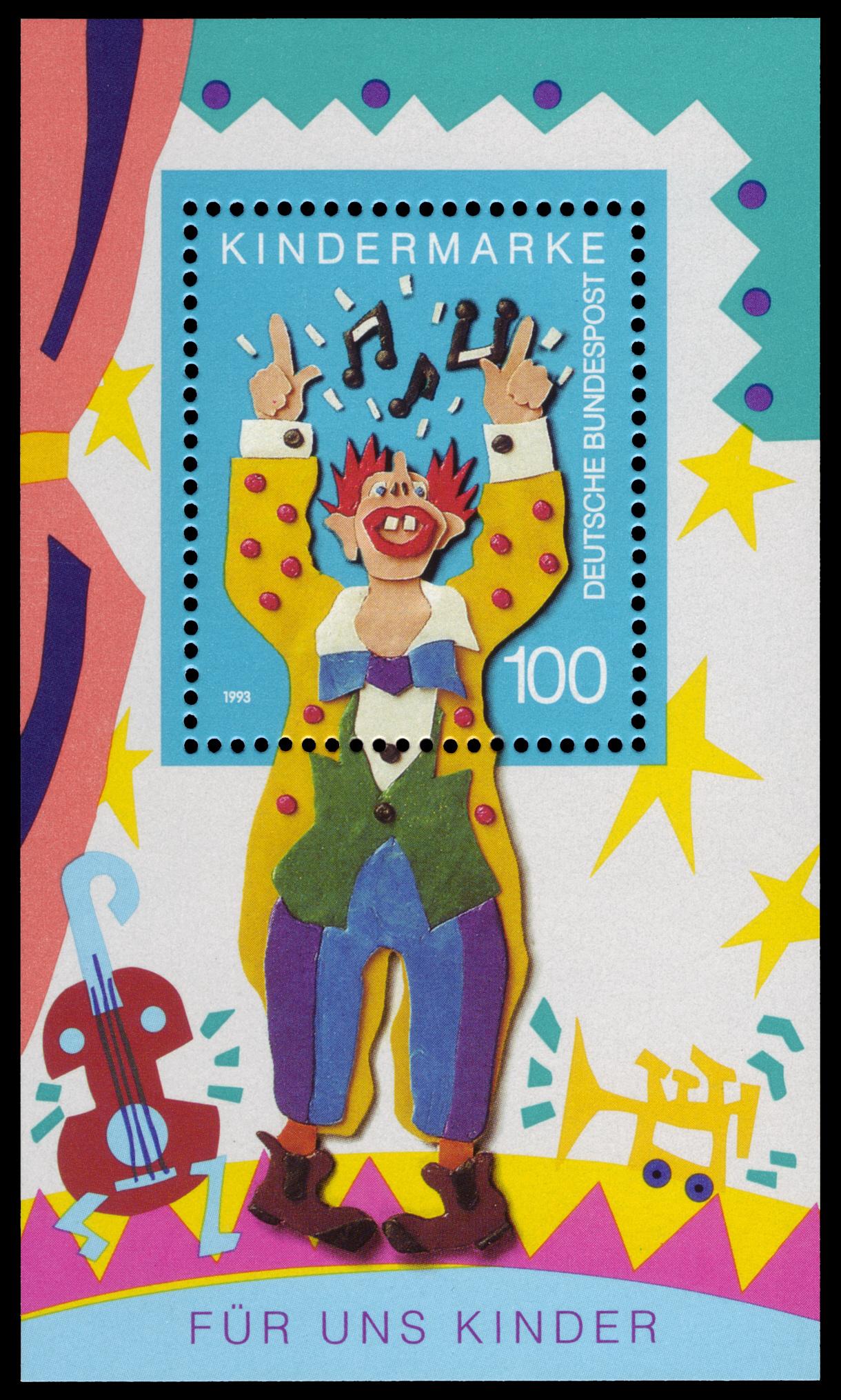 Briefmarken Jahrgang 1993 Der Deutschen Bundespost Wikipedia