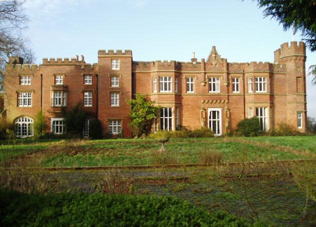 Danbury Palace - geograph.org.uk - 325890