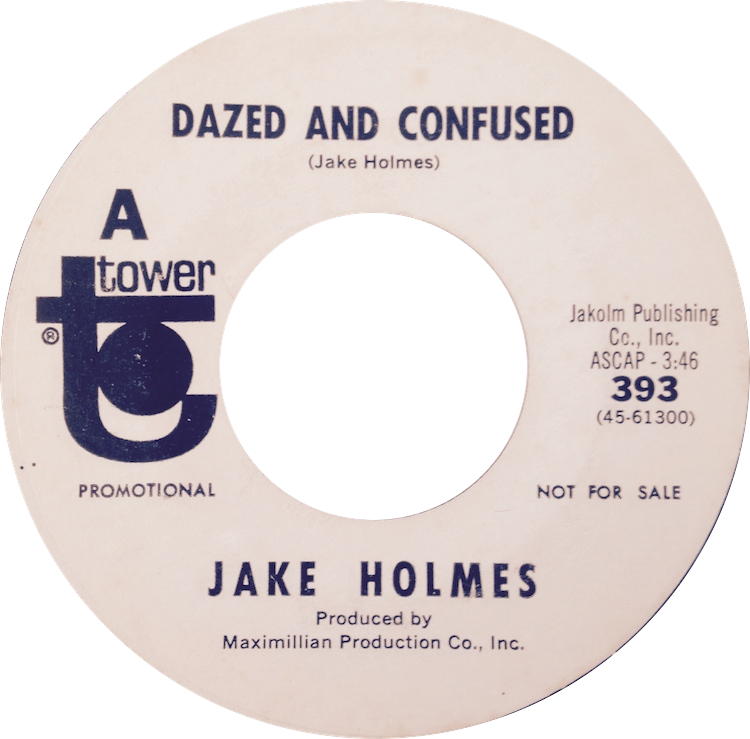Dazed and Confused (song) - Wikipedia