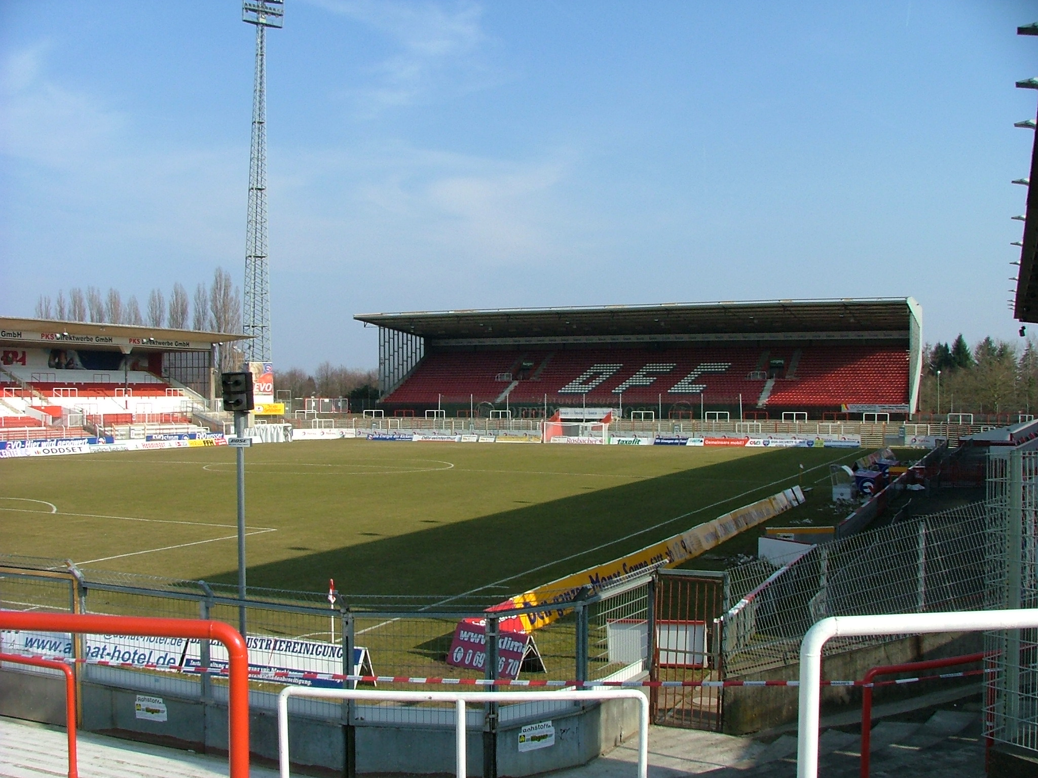 Kickers Stadion Offenbach