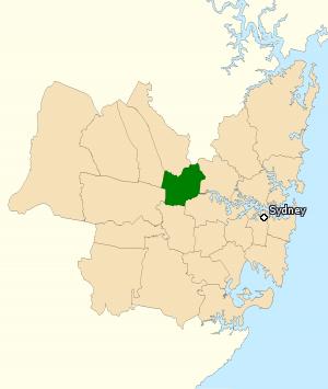 Division of Parramatta 2010.png