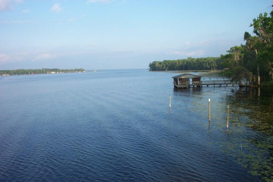 Jacksonville To St George Island