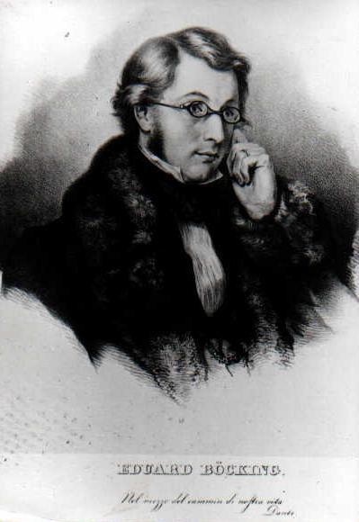 Eduard Böcking.