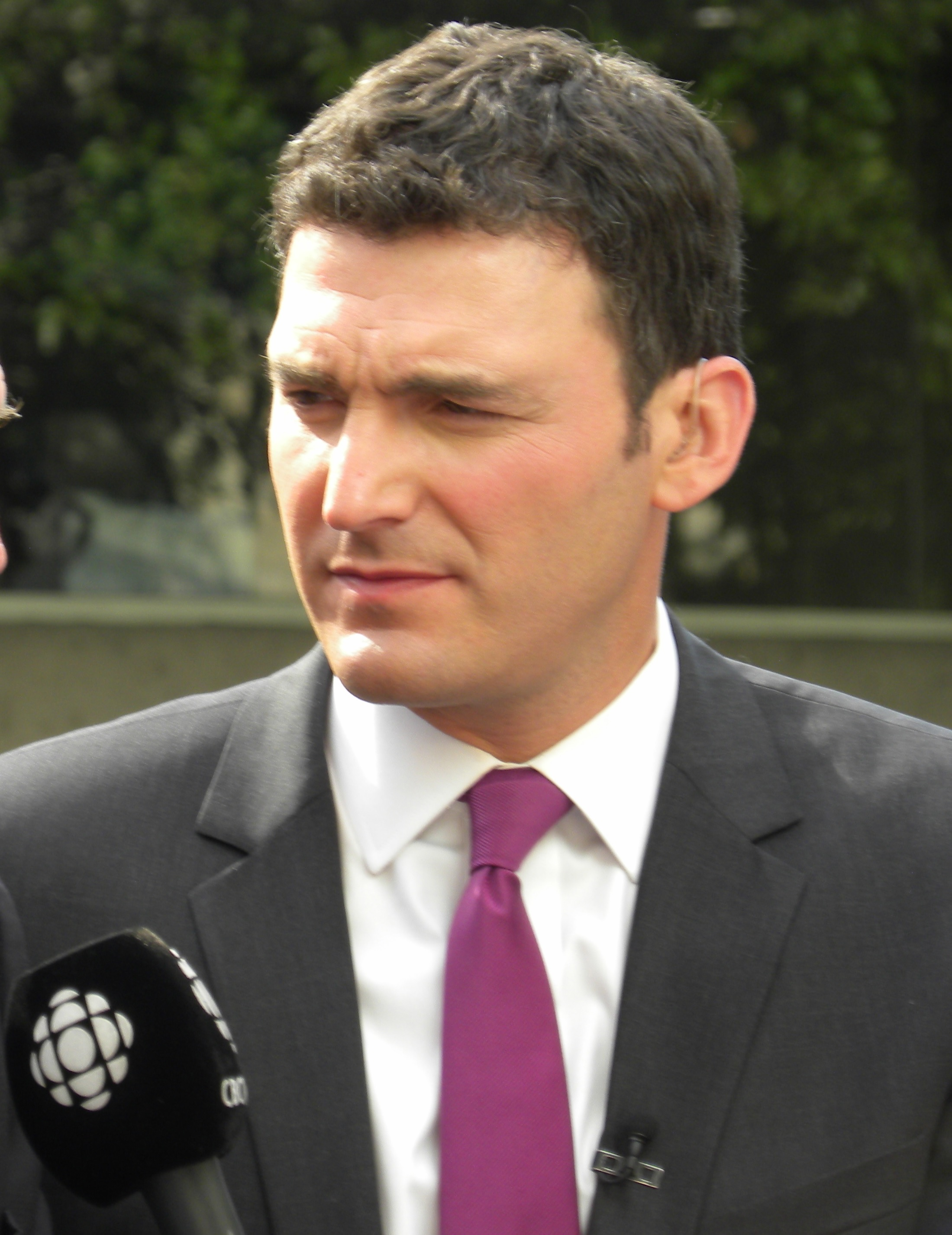 Evan Solomon, 2011