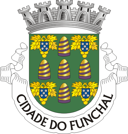 Wappen der Stadtverwaltung Funchal