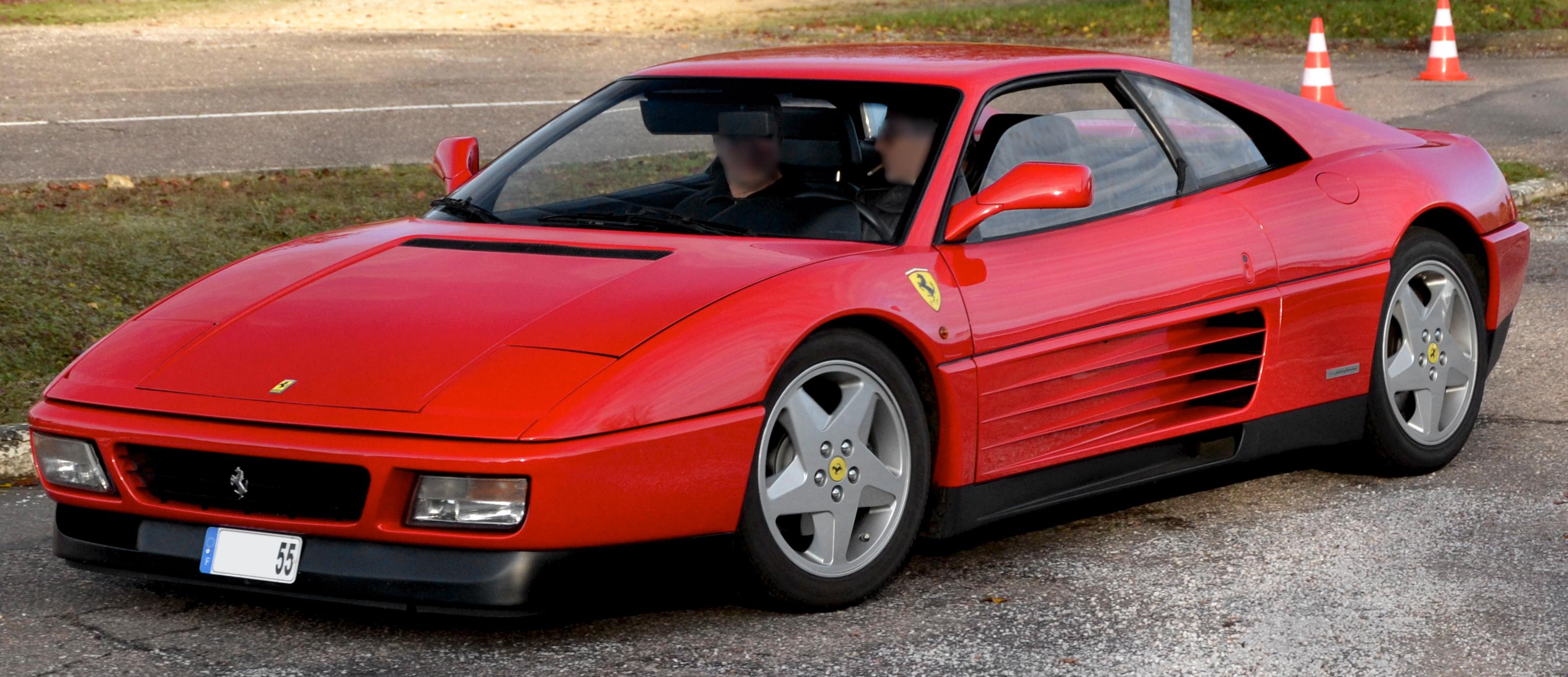 Ferrari_348_-_Flickr_-_Alexandre_Pr%C3%A9vot_%282%29_%28cropped%29 Remarkable Ferrari Mondial Rear Window Motor Cars Trend