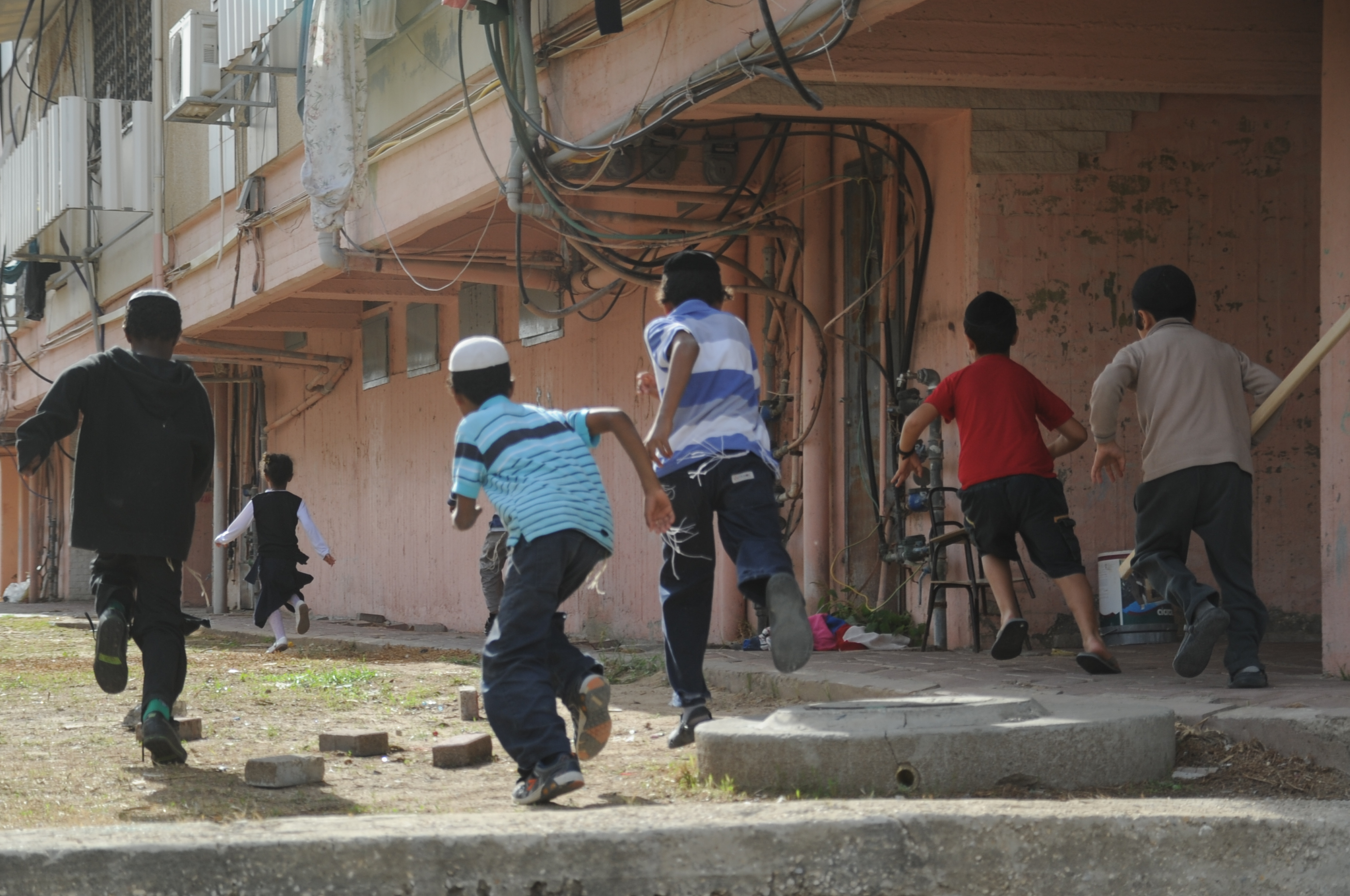 File:Flickr - Israel Defense Forces - Children in Town Under Fire by  Rockets from Gaza (3).jpg - Wikimedia Commons