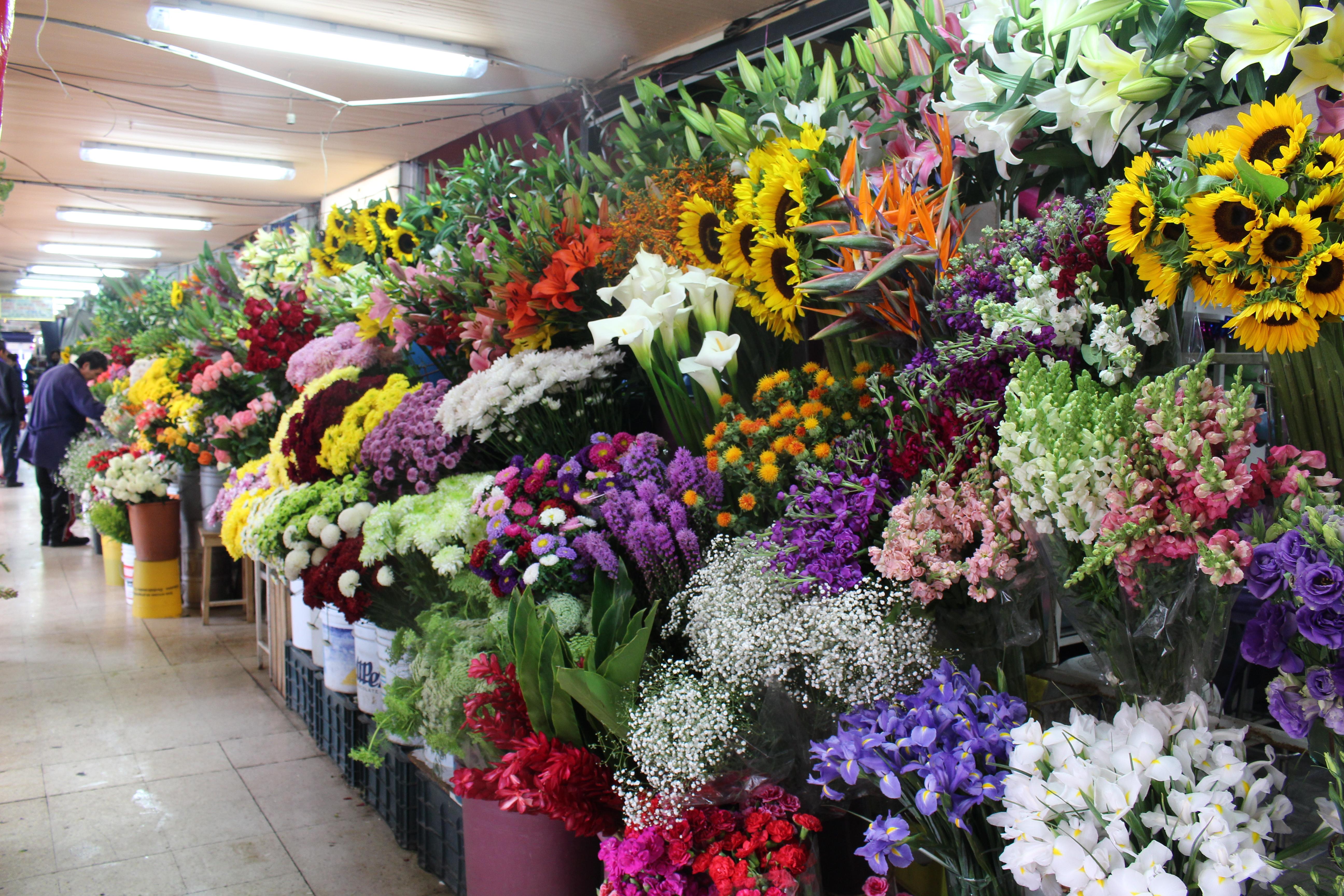 file flores en mercado medell n colonia