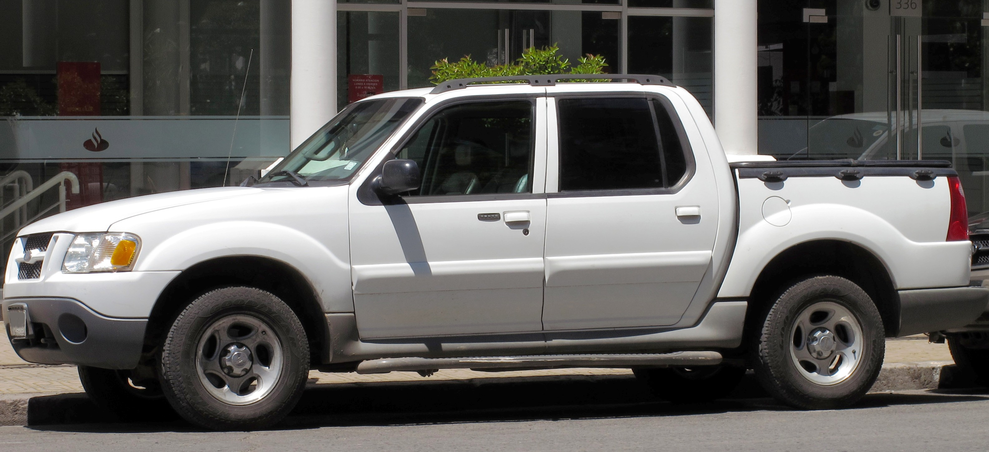 2003 Ford F150 L V8