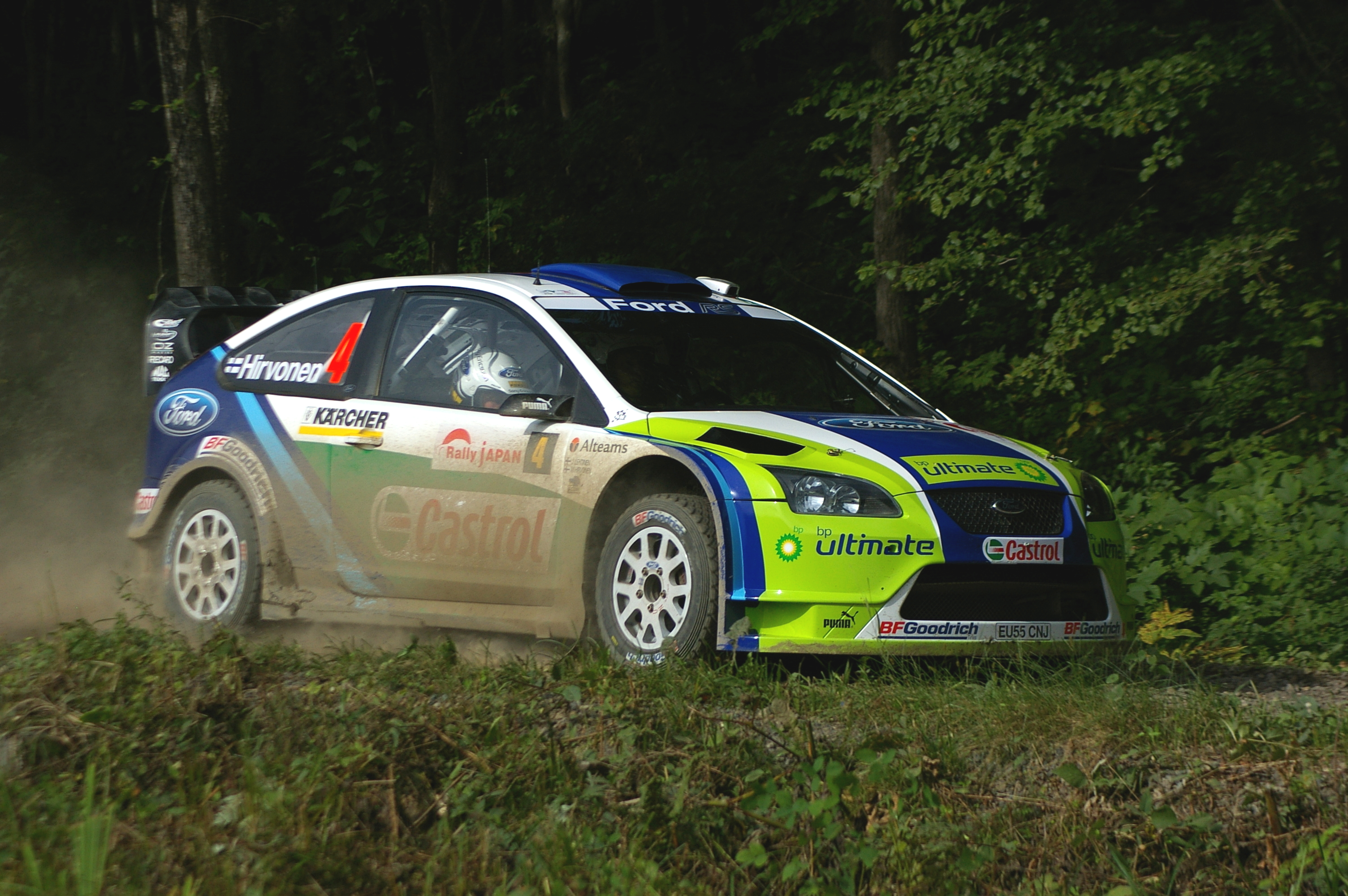 Ford World Rally Team - Wikiwand