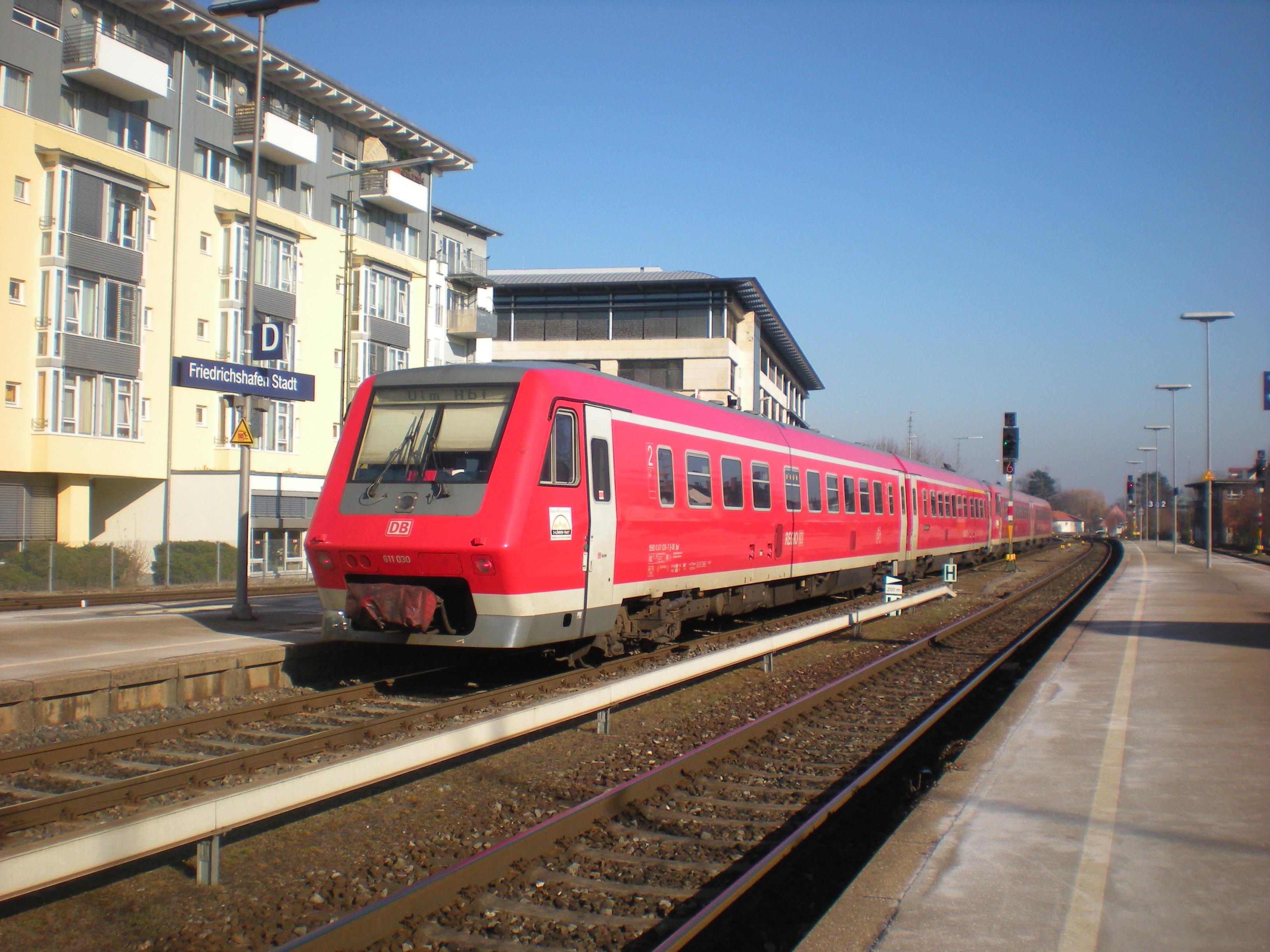 загородную недвижимость поезд из ульмв до фридрихсхафена разрешения индивидуальное