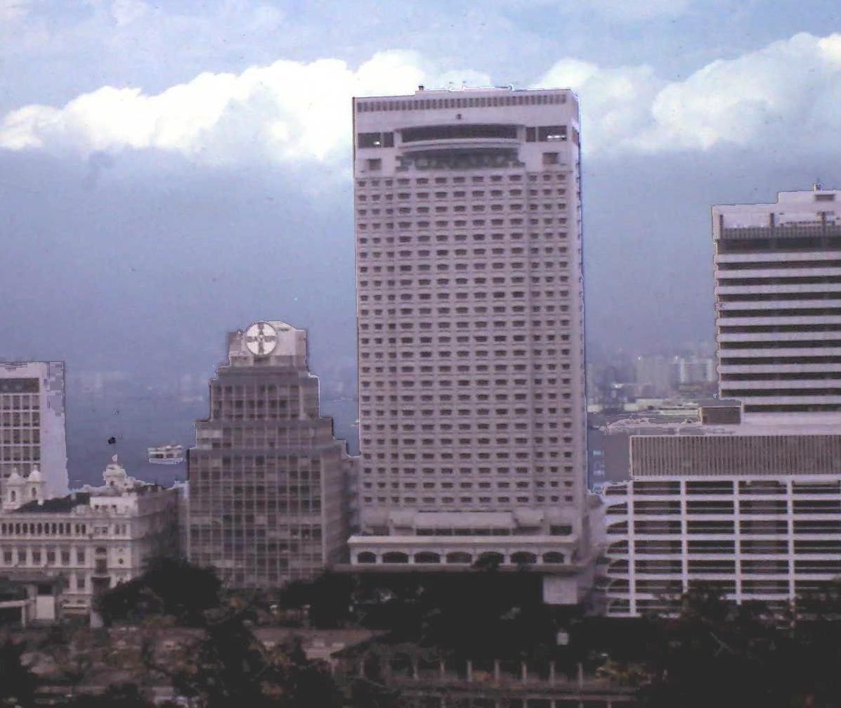 Hong Kong: Furama Hong Kong Hotel