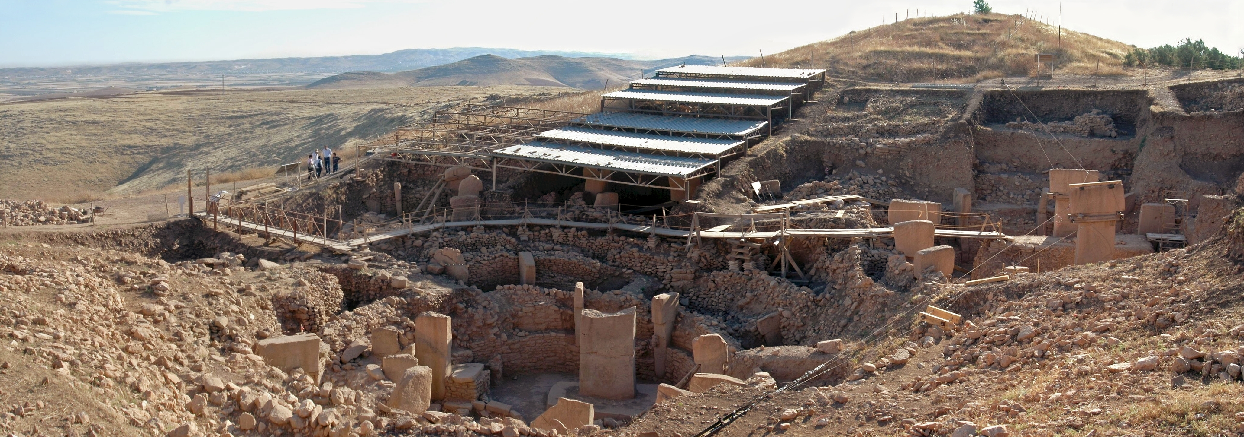 Archaeologists find 12,000-year-old pictograph at Gobeklitepe