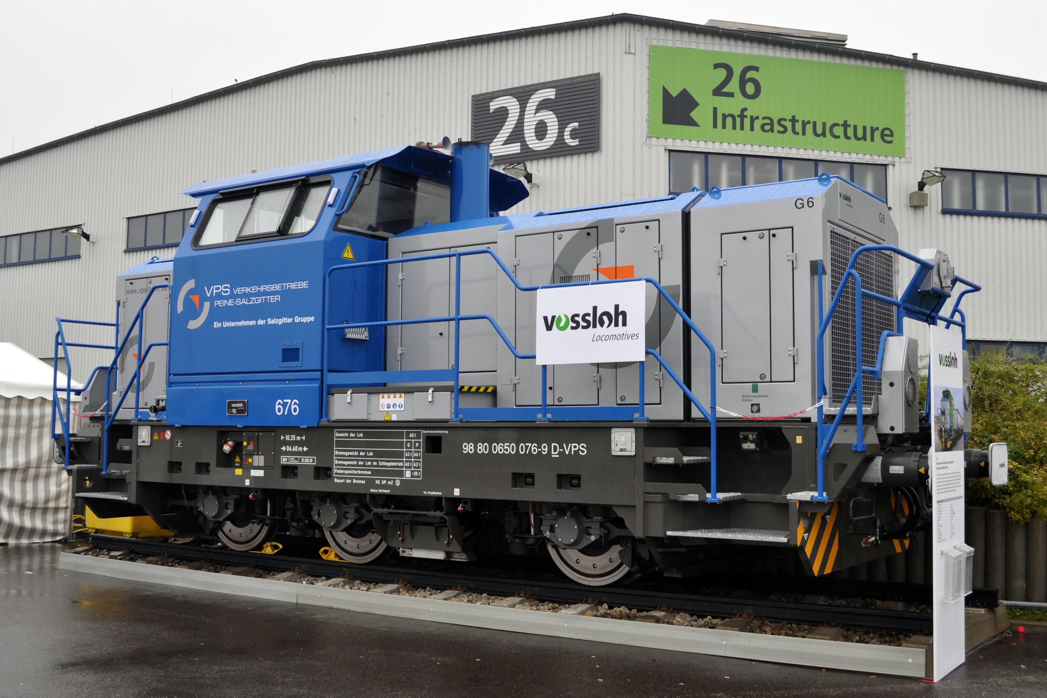 Vossloh G6 - Wikipedia