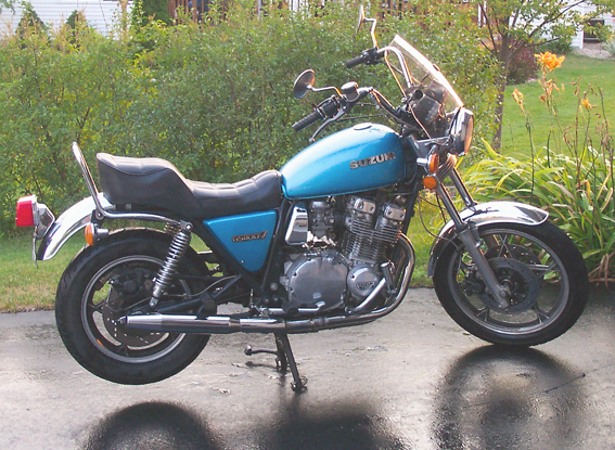 Suzuki Gs  L For Sale