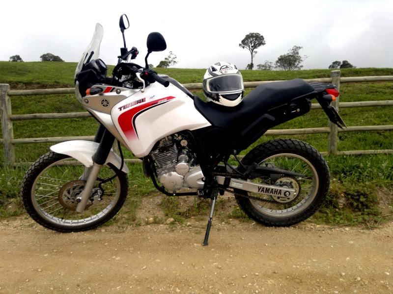 Yamaha Xtz  Modified