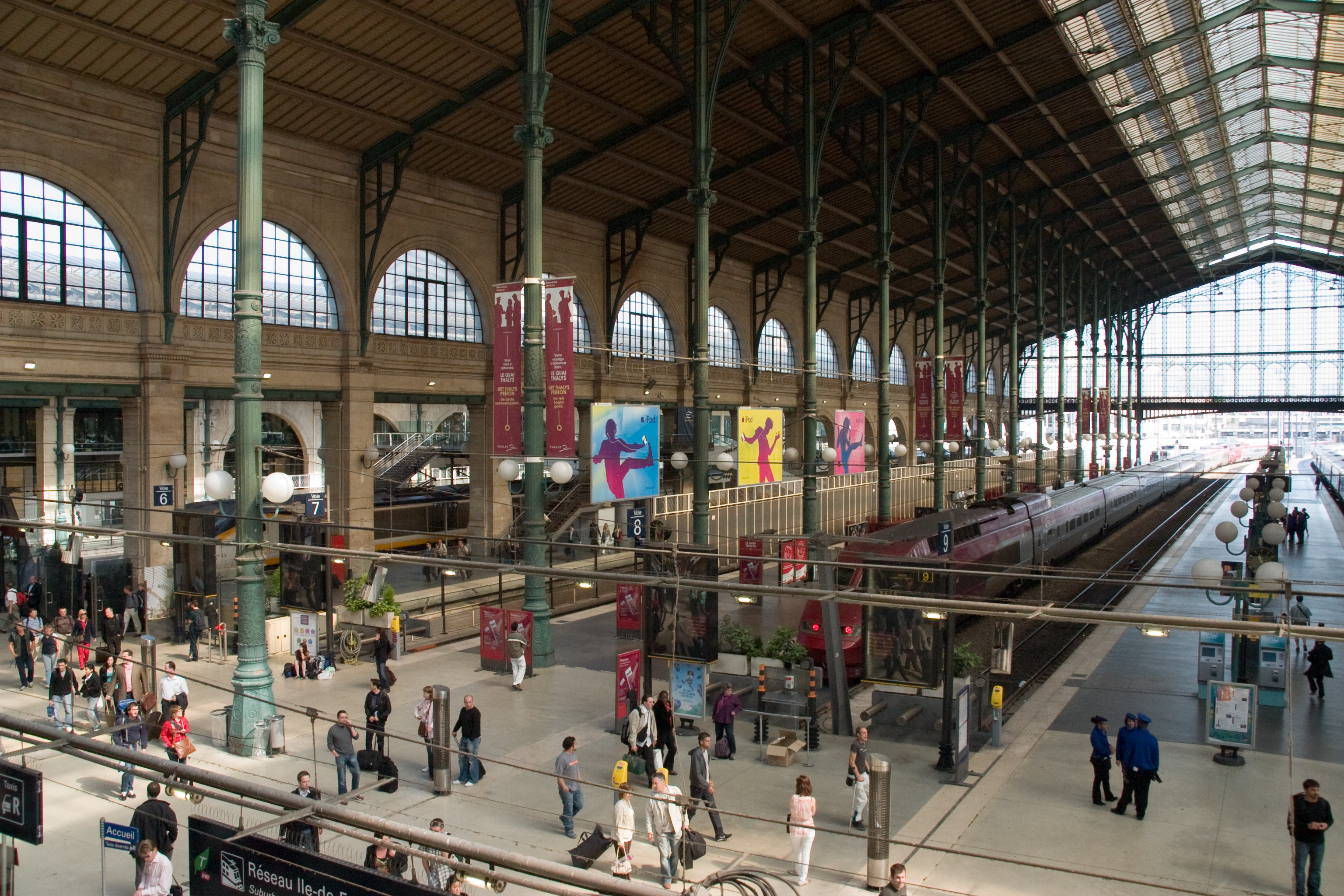 file gare du nord gcrw wikimedia commons. Black Bedroom Furniture Sets. Home Design Ideas