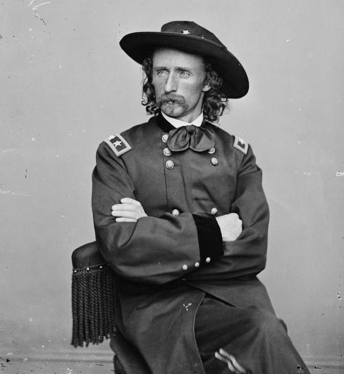 Image result for George Armstrong Custer