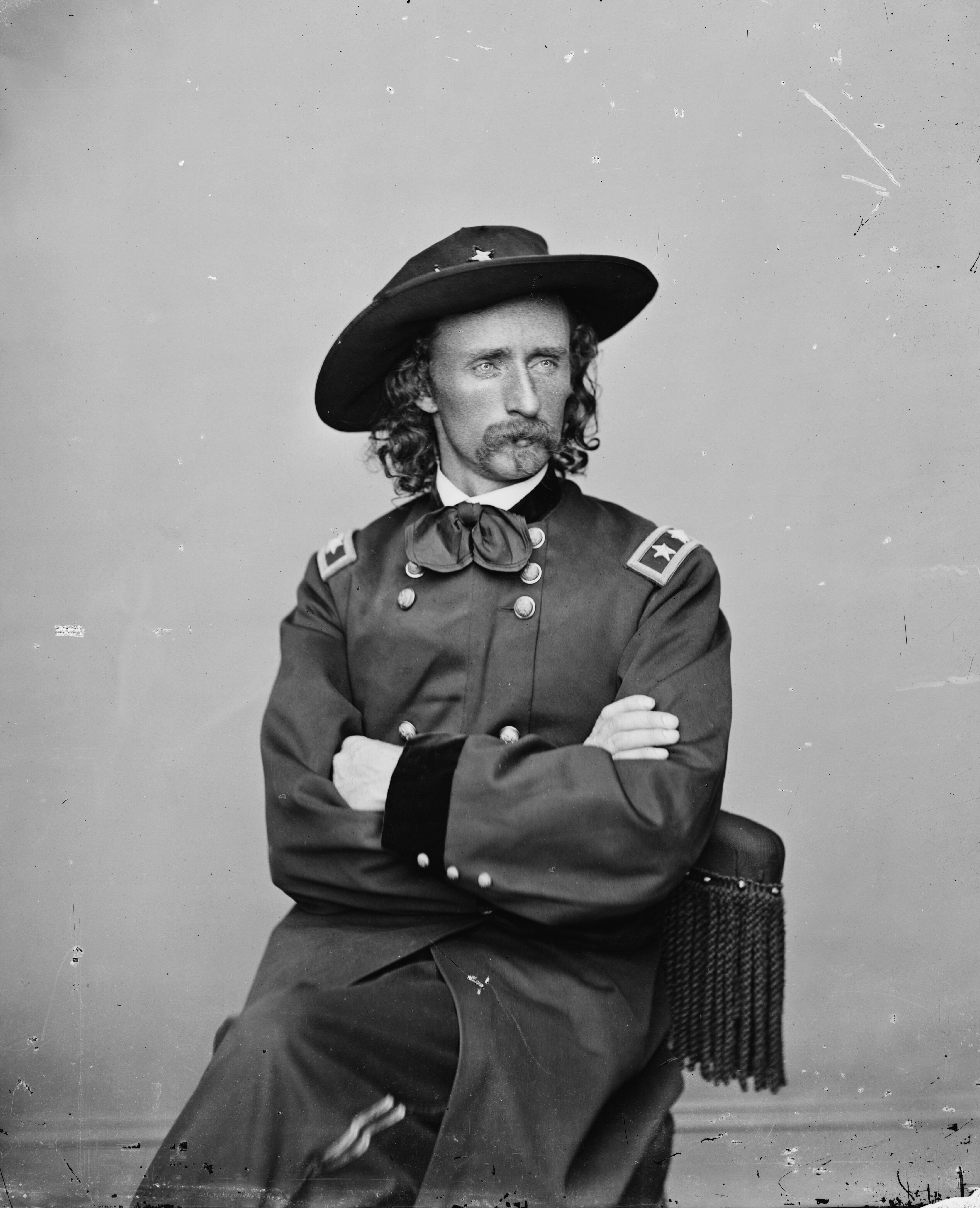 Custer's Body
