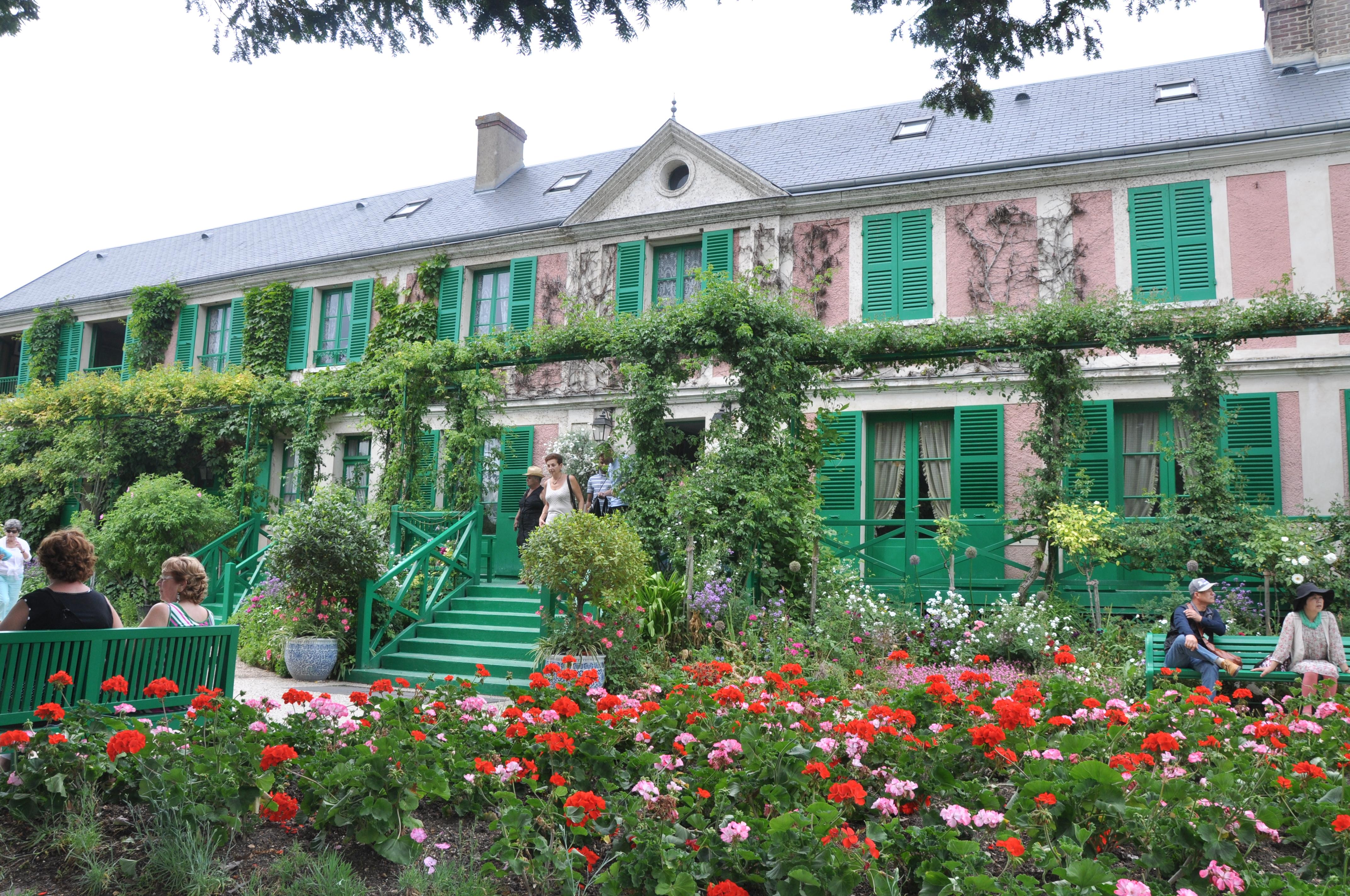 Fundaci³n Monet en Giverny Wikiwand